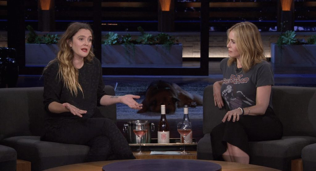 Drew Barrymore stars on Chelsea Episode 1