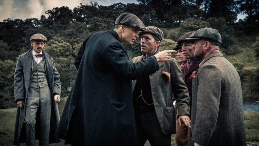 When will Season 3 of Peaky Blinders be on Netflix? - What ...