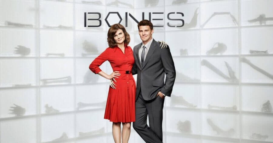 Netflix Bones Säsong 11