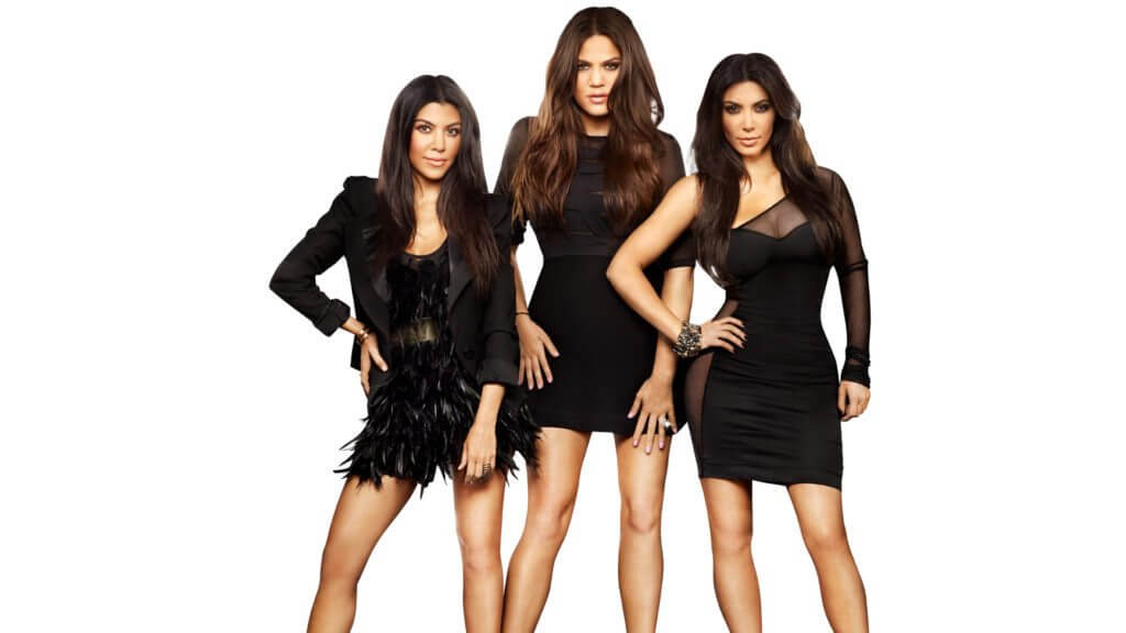 Keeping up with the Kardashians on Netflix