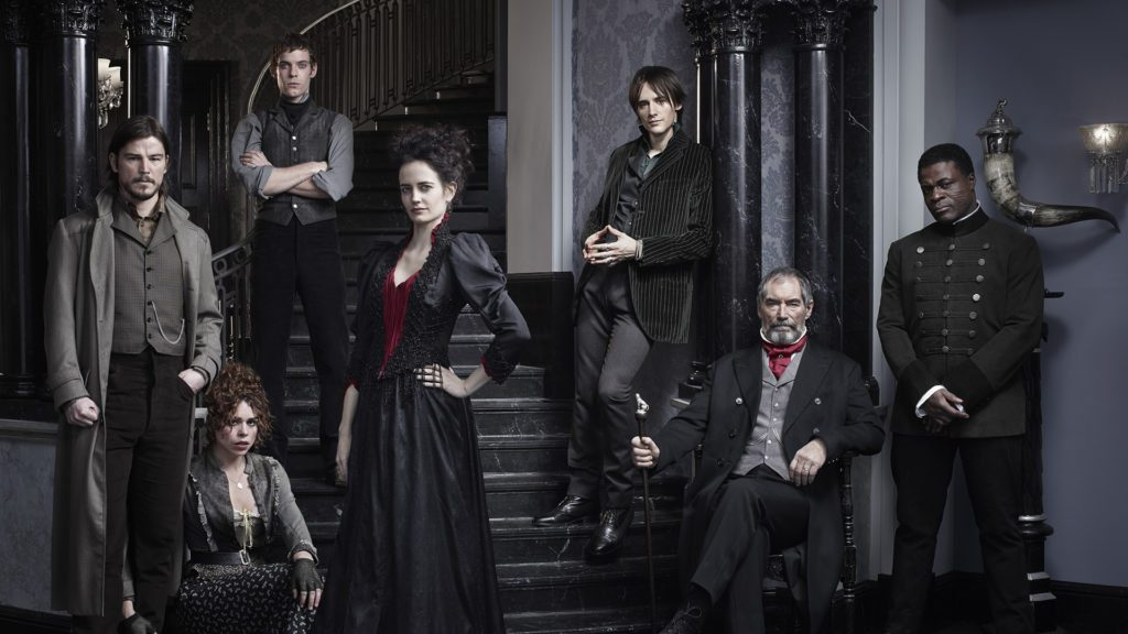 Penny Dreadful Season 3 on Netflix