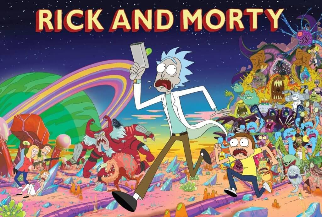 rick-morty-netflix