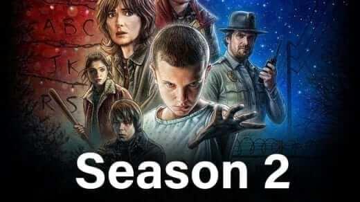 season 2 stranger things