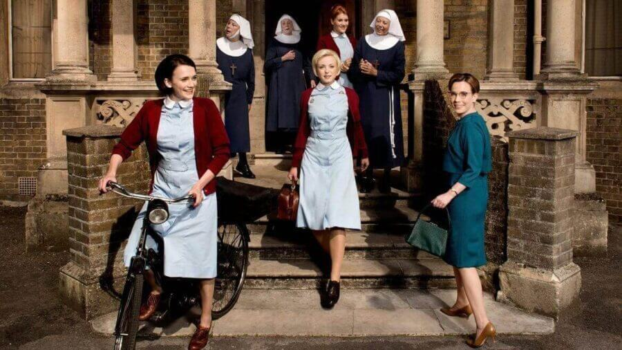 Call the Midwife season 5 on Netflix