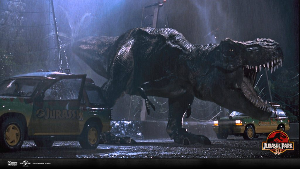 Jurassic Park will leave Netflix