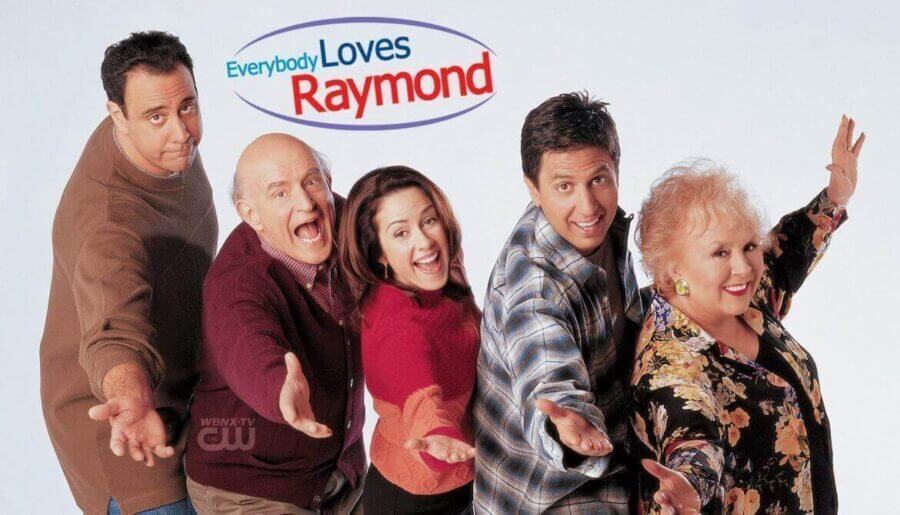 39 everybody loves raymond 39 has been removed from netflix what 39 s on netflix. Black Bedroom Furniture Sets. Home Design Ideas