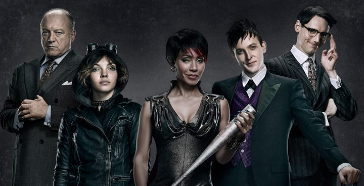 Gotham season 2 added to Netflix US