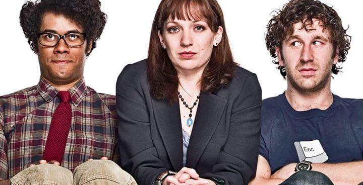 The IT Crowd Season 5 added to Netflix
