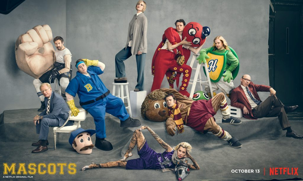 mascots-on-netflix