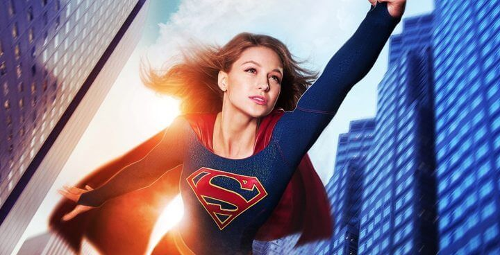 Supergirl Season 1 added to Netflix