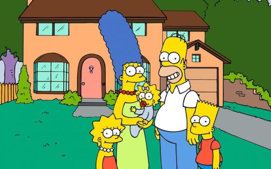 Is 'The Simpsons' on Netflix?