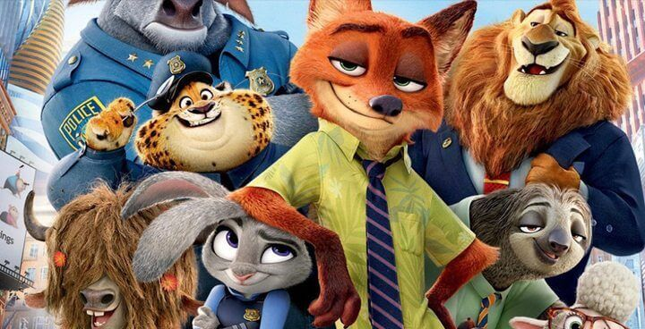 zootopia added to Netflix