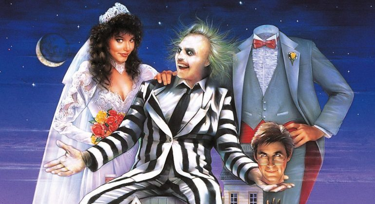 Is Beetlejuice on Netflix