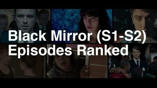 black mirror episodes ranked 1