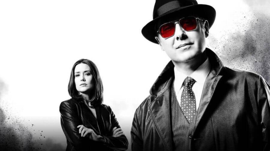 Netflix The Blacklist Staffel 4