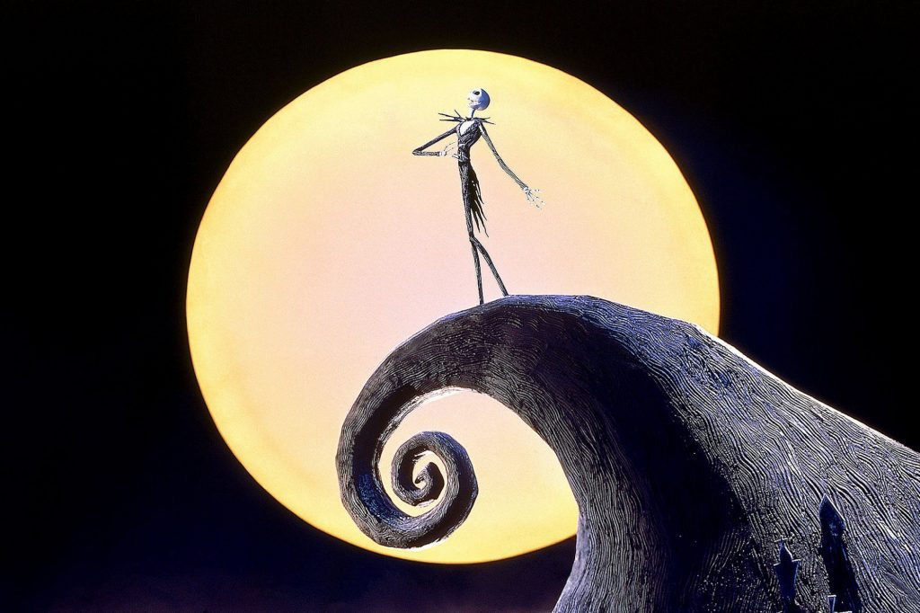 The nightmare before christmas netflix