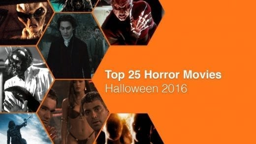 top 25 horror movies halloween 2016 1