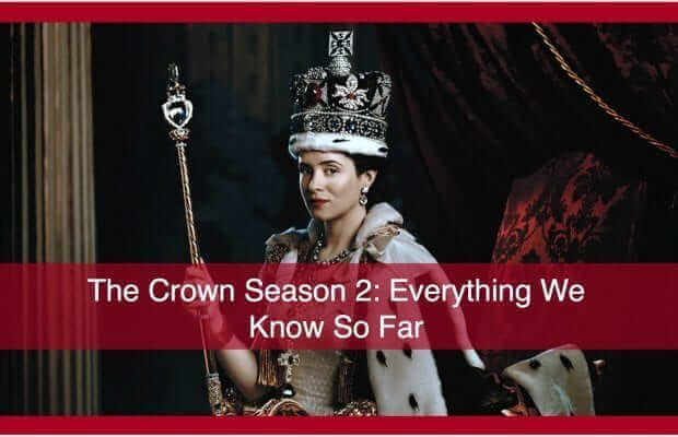 the crown season 2 everything we know so far what 39 s on netflix. Black Bedroom Furniture Sets. Home Design Ideas