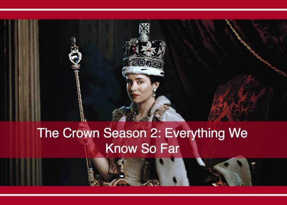 the crown season 2 everything we know so far whats on netflix. Black Bedroom Furniture Sets. Home Design Ideas