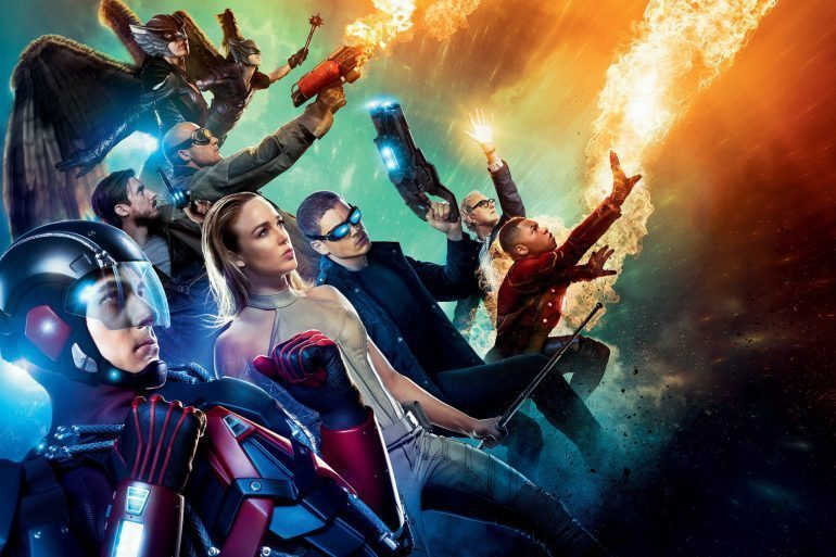 DC Legends of Tomorrow Season 2 Netflix