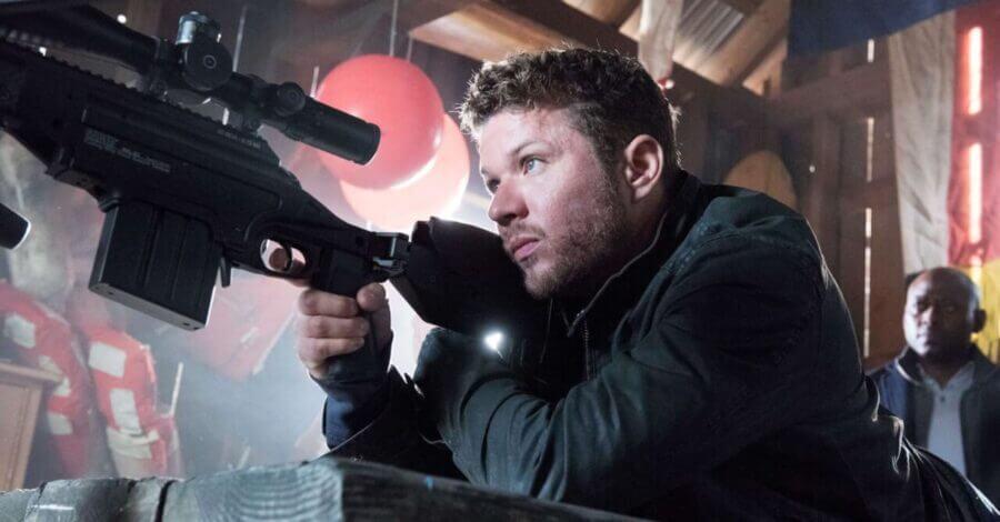 Netflix Picks Up Shoot... Ryan Phillippe Shooter