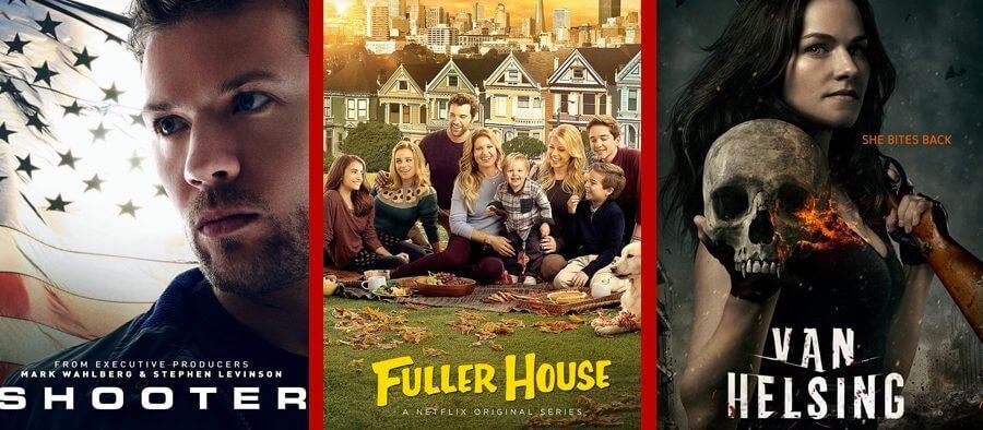Netflix UK New Release... Ryan Phillippe Kids
