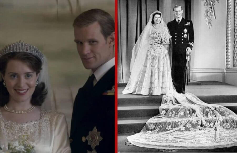 The Crown Real Life Vs On Screen What 39 S On Netflix