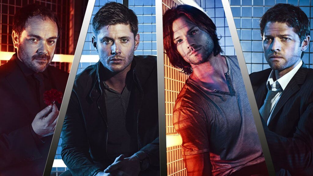 Supernatural Season 11 Netflix