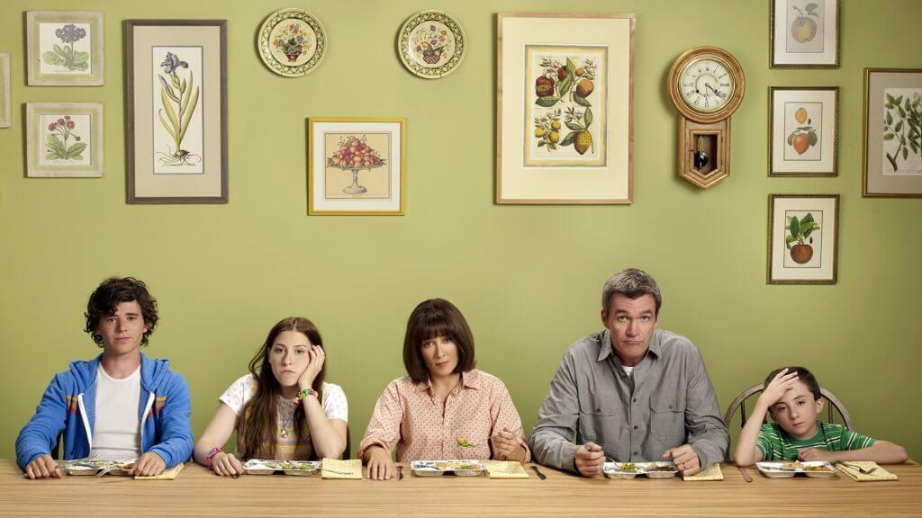 Is ABC's The Middle on Netflix?