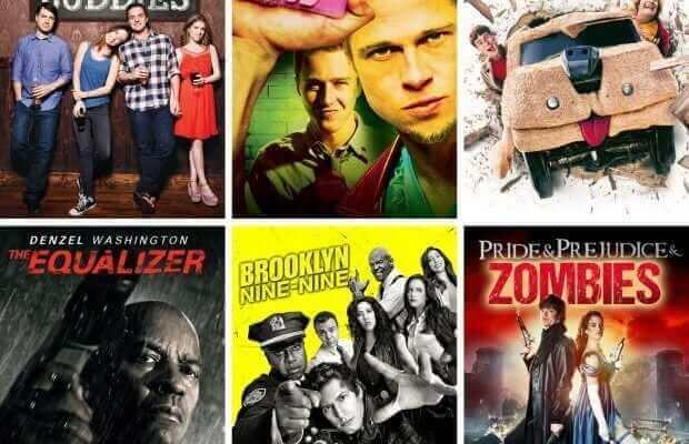 New Releases on Netflix UK (23rd December 2016) - What's on