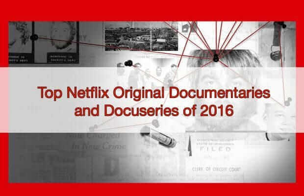 Top Netflix Original Documentaries and Docuseries - What's on Netflix