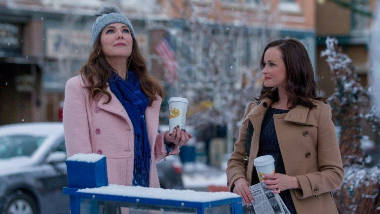 Ranking the Gilmore Girls Christmas Episodes - Whats On Netflix