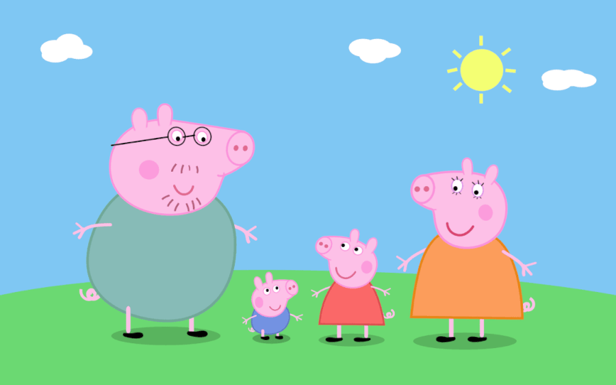 is peppa pig on netflix for a moment yes what s on netflix