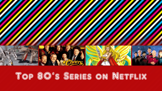 top 80s series on netflix
