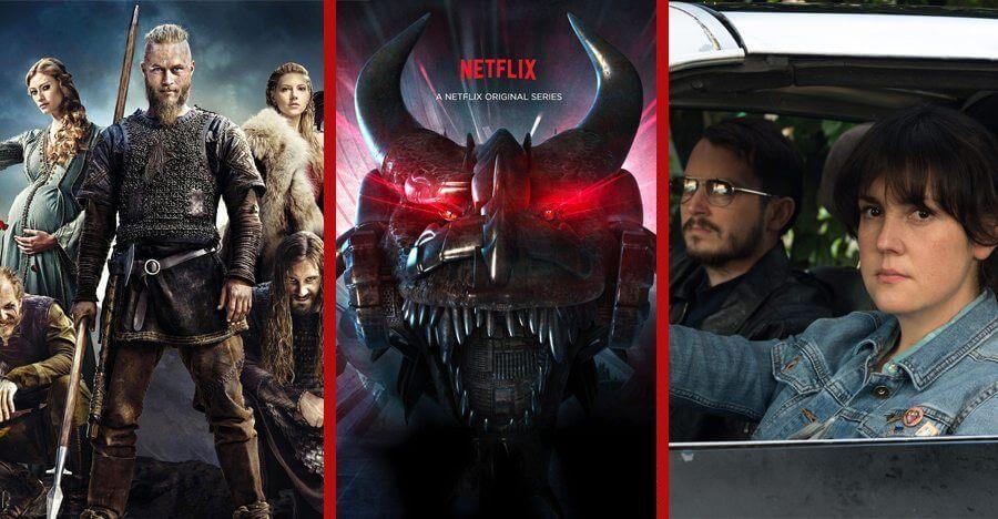 New Releases on Netflix Australia (28th February 2017