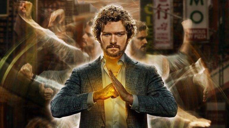 Iron fist netflix release time
