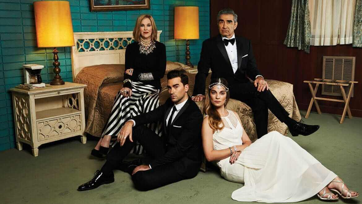 When will Season 3 of Schitt's Creek be on Netflix? - What's on ...