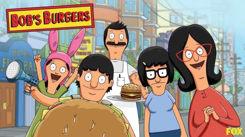 Is bobs burgers on netflix