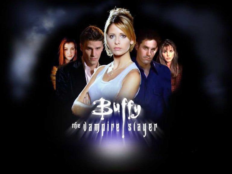 Buffy Netflix