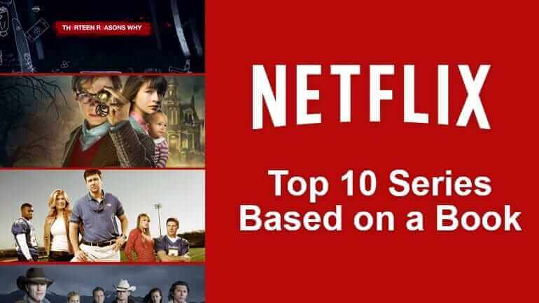 Book Cover Series Netflix ~ Top series based on books streaming netflix what s