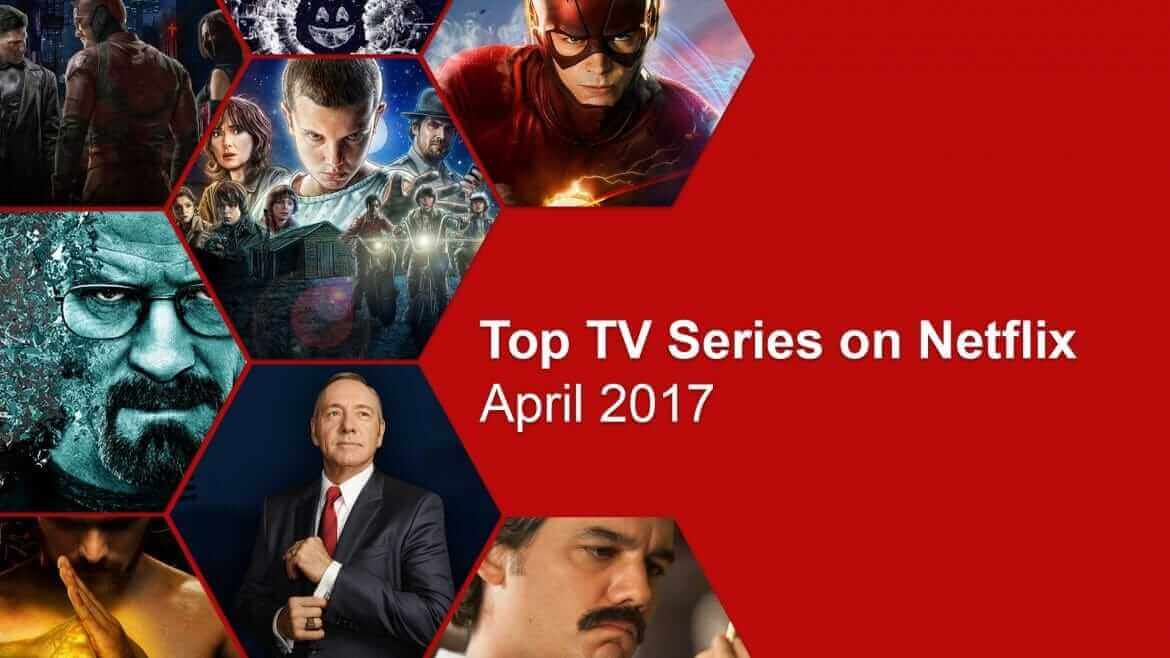 New on Netflix UK April 2017 - Best movies and TV