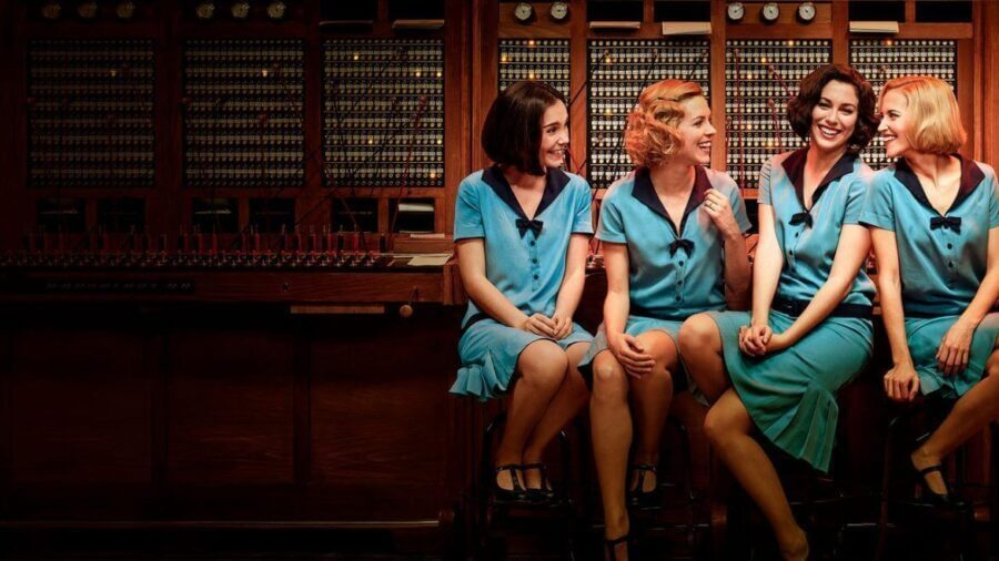 When will Part 2 of Cable Girls be on Netflix? - What's on Netflix