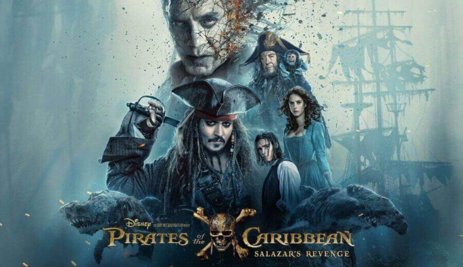 Pirates Of The Caribbean Netflix