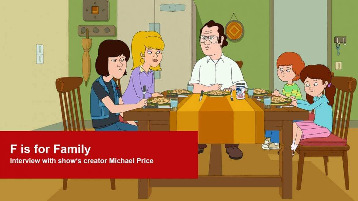 29e5f04f31 F is for Family has become one of Netflix s biggest hits in the animated  sitcom space. Along with Bojack Horseman