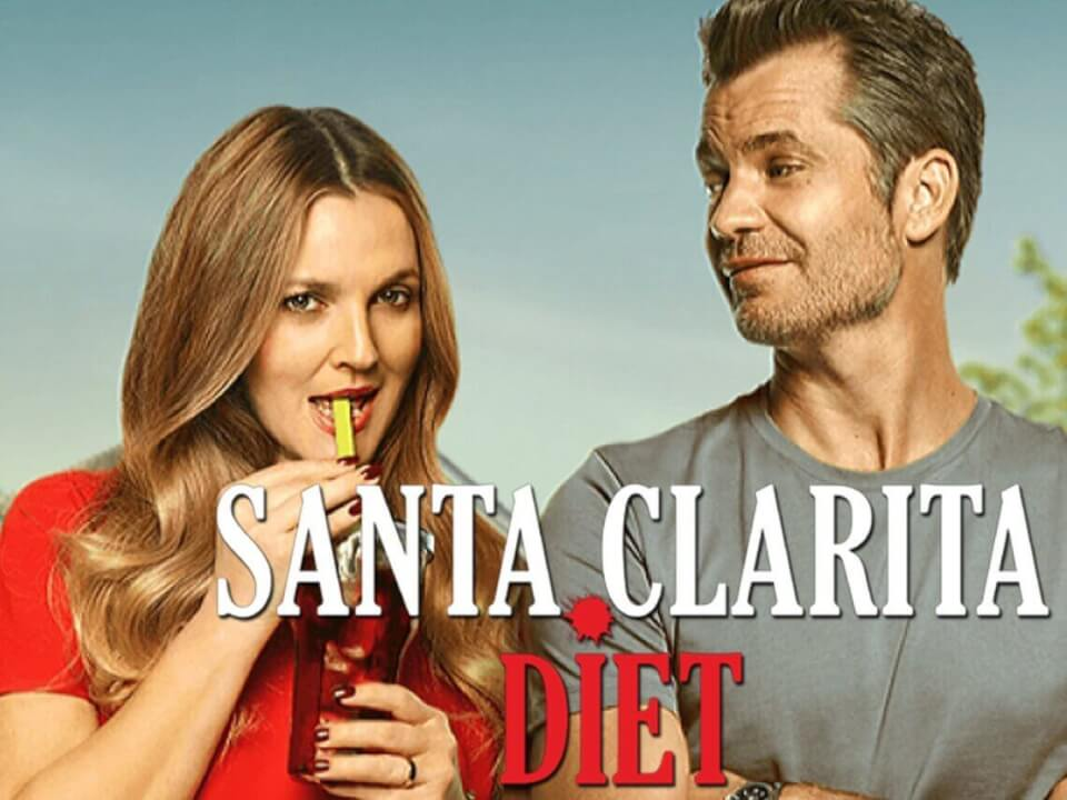 'Santa Clarita Diet' Renewed For Season 3 By Netflix
