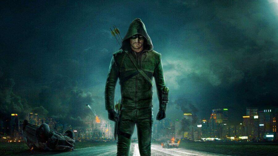 Arrow Season 6 Netflix