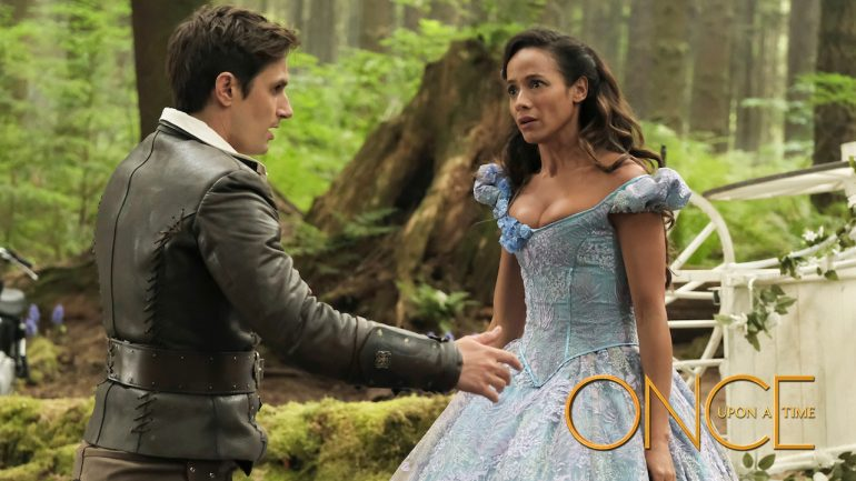When is once upon a time season three on netflix - Morgus