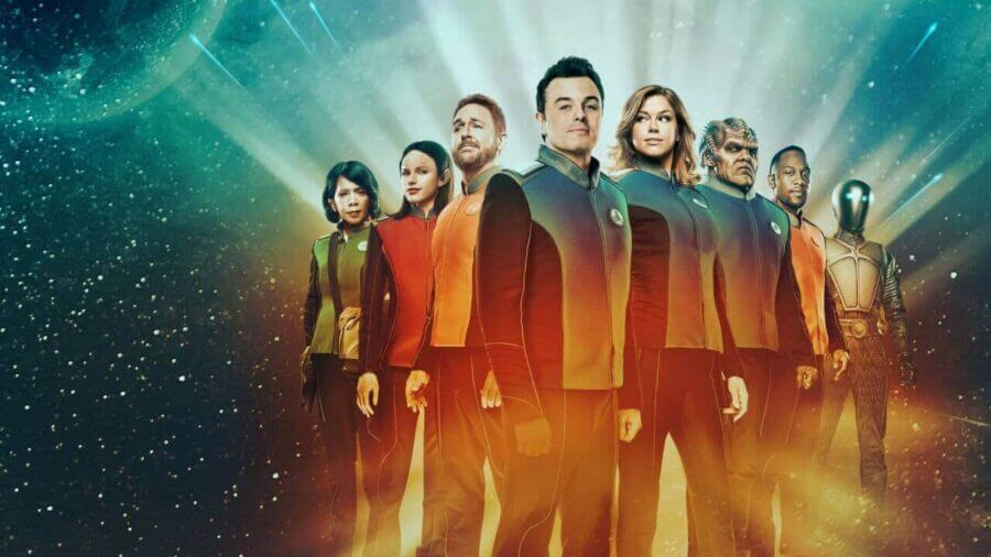 Are Seasons 1 And 2 Of The Orville On Netflix Whats On