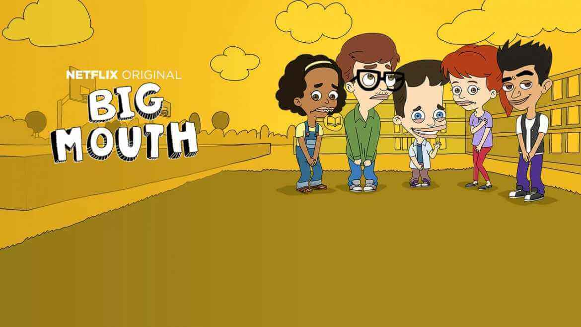 Netflix Big Mouth