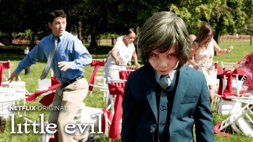 little evil netflix full cast soundtrack